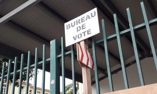 New Caledonia : the third referendum on December, 12