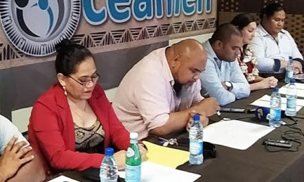 Serious internal tensions among the loyalist camp in New Caledonia