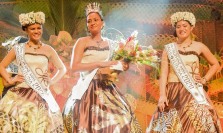 Mylène Halemai crowned Miss Wallis and Futuna 2020