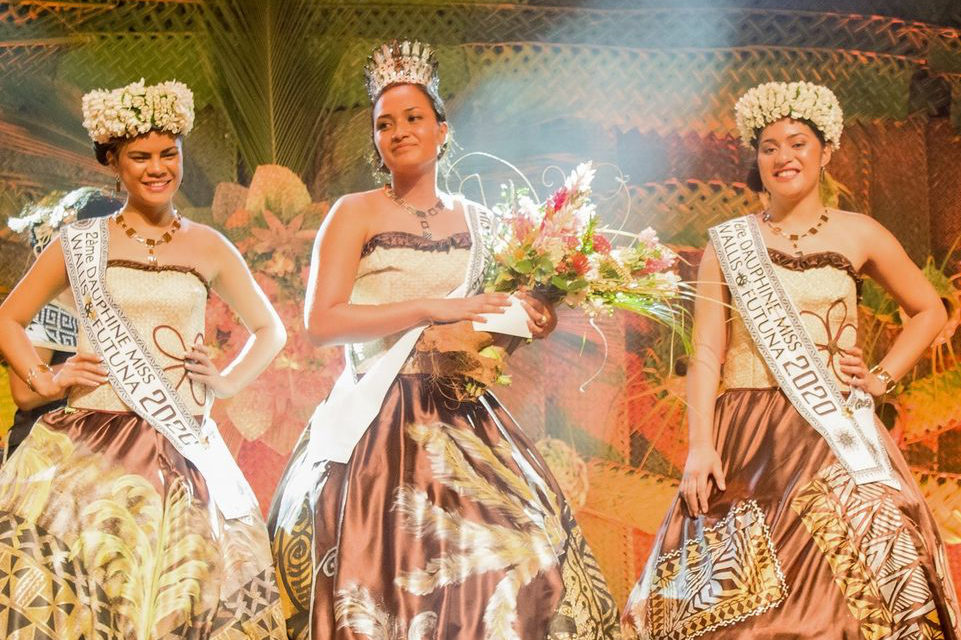 Mylène Halemai crowned Miss Wallis and Futuna 2020