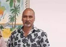 Mikaele Kulimoetoke, new Senator of Wallis and Futuna