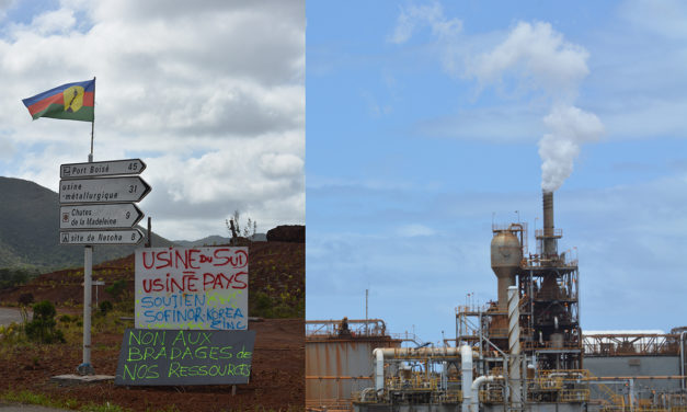 New Caledonia: The shadowy areas of Vale's nickel plant sale