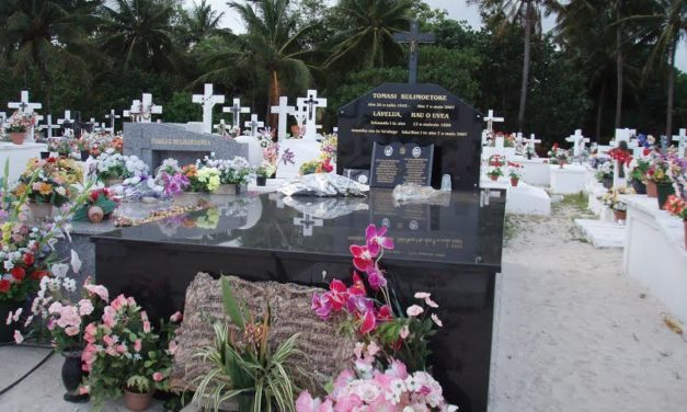 No more vacancies in Wallis and Futuna cemeteries
