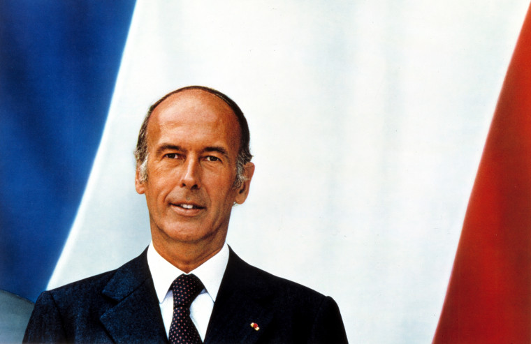 Former President of the Republic Valery Giscard D'Estaing has died