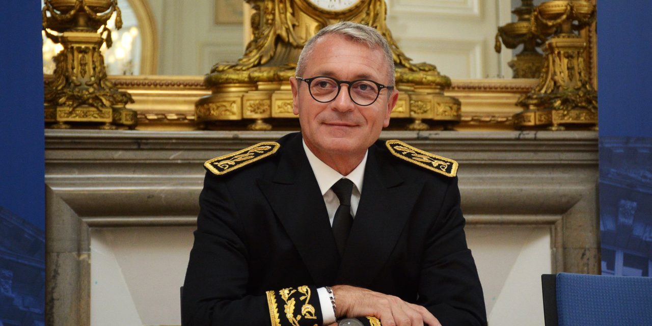 A new High Commissioner in New Caledonia