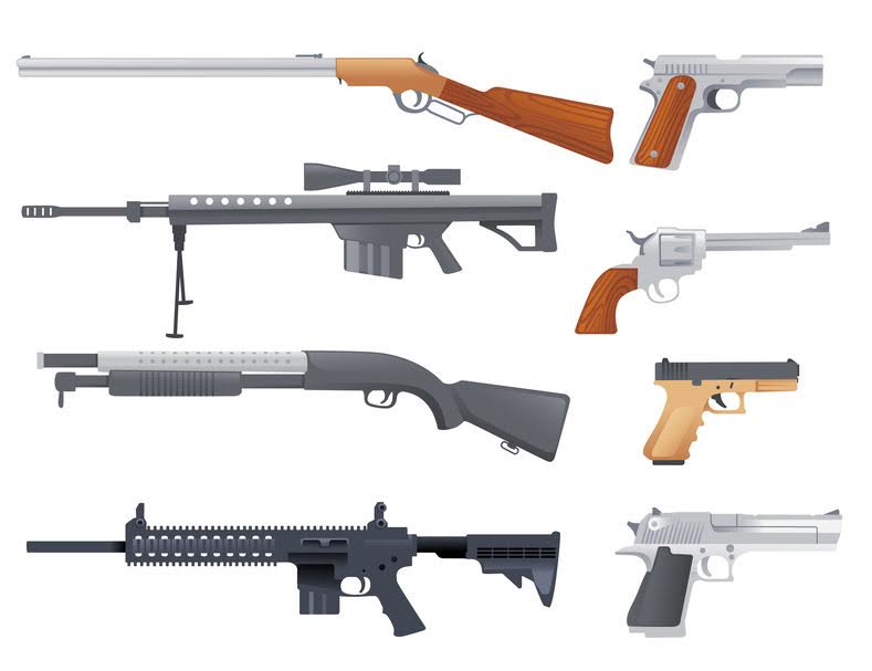 More and more weapons in New Caledonia