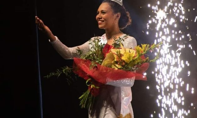 Emmy Chenin is the new Miss Caledonia