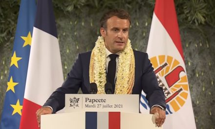 Nuclear tests in Tahiti: Macron recognizes France's debt