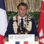 Wallis and Futuna: Macron ready for an evolution of the archipelago status