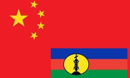 China is watching Caledonia